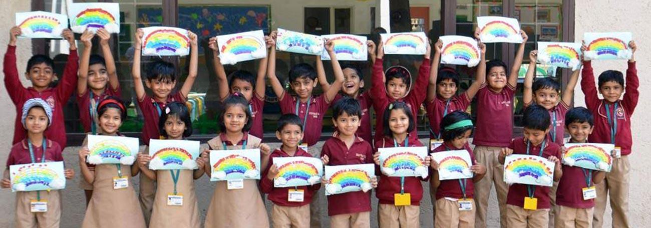 The Little Pre-Primary Wing Of Delhi Public School, Nashik