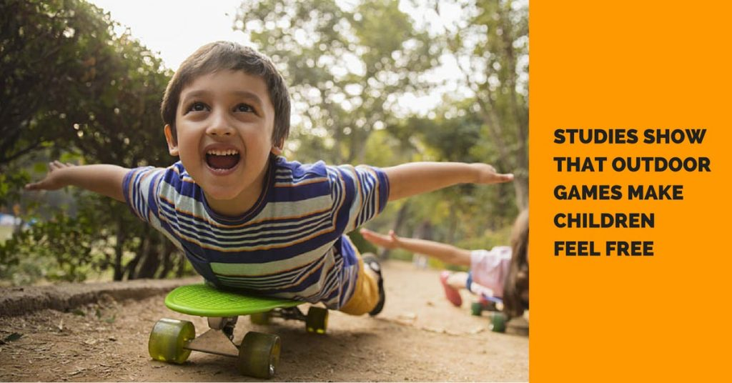 Importance of playing outdoor games | dpsnagpur | playschoolindex