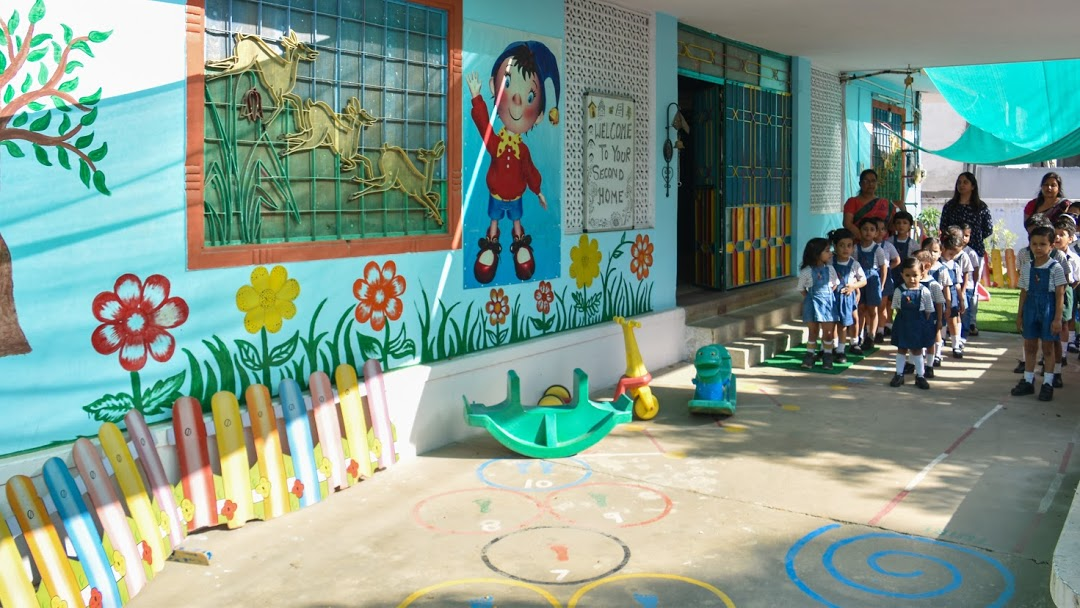 DPS Play School, Tilak Nagar, Jaipur