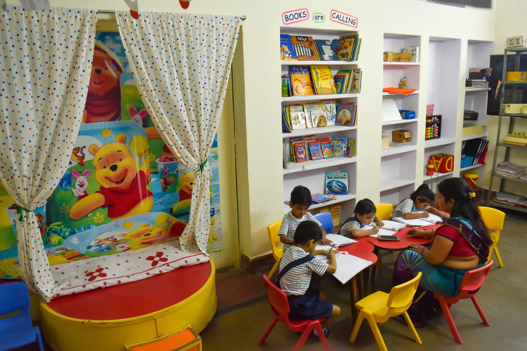 DPS Play School, Tilak Nagar, Jaipur